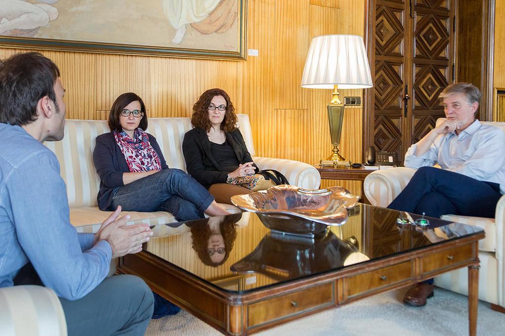 El Departamento de Historia del Arte de la Universidad de Zaragoza solicita al Ayuntamiento la protección integral de Averly