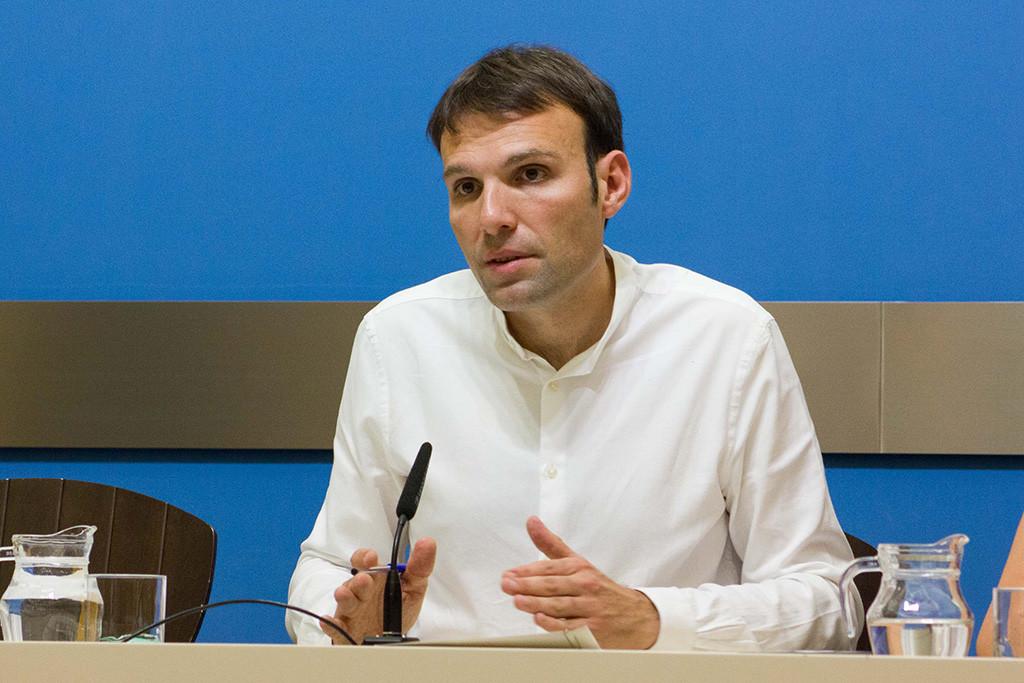 """Pablo Muñoz: """"La tasación del 10% de aprovechamiento urbanístico de Torre Village podría llegar a 3 millones de euros"""""""