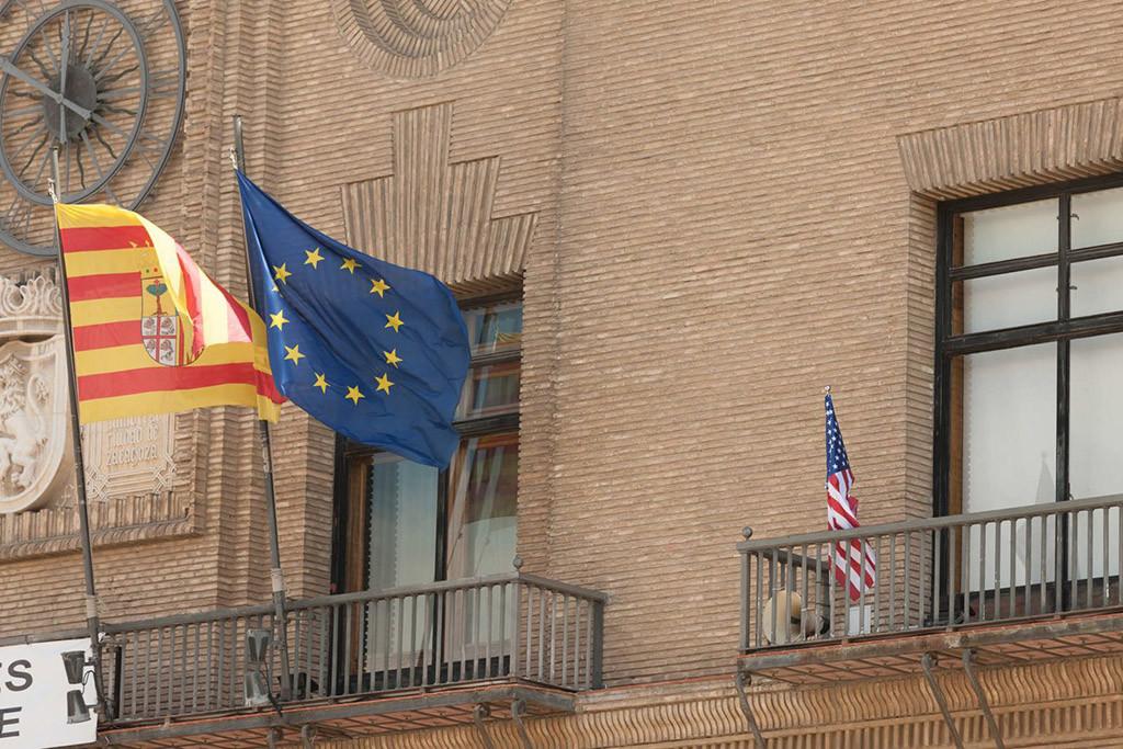Zaragoza envía sus condolencias al pueblo estadounidense y a la comunidad LGTBI tras la masacre en Orlando