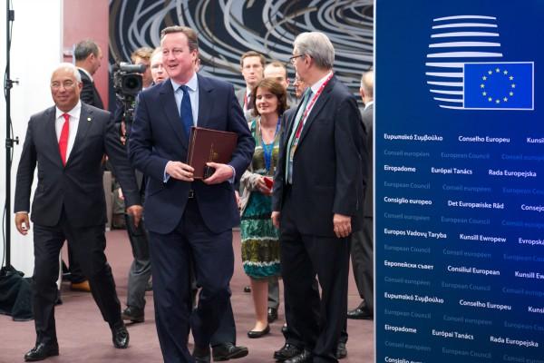 La UE inicia la cumbre en la que esperan de Cameron claridad sobre sus planes