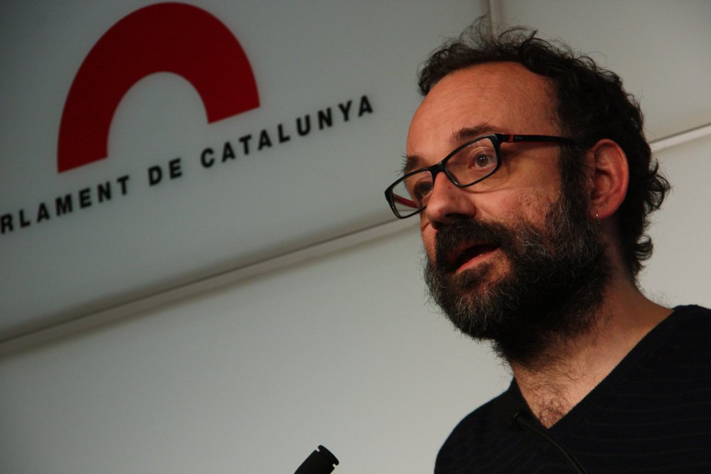 Benet Salellas: «La alcantarilla catalana ha reventado las tuberías del caso Palau»