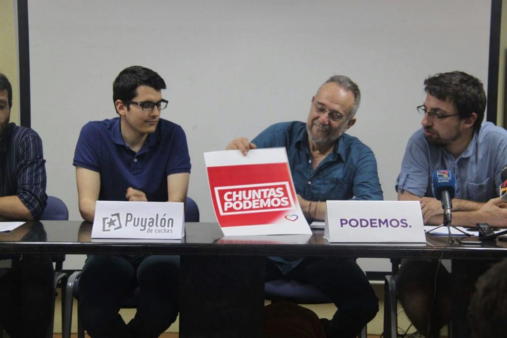 Chuntas Podemos Puyalon 2