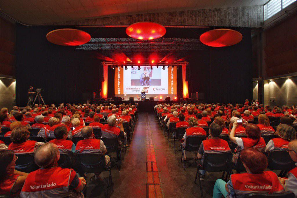Zaragoza contará a partir de este año con Padrino y Madrina del Voluntariado