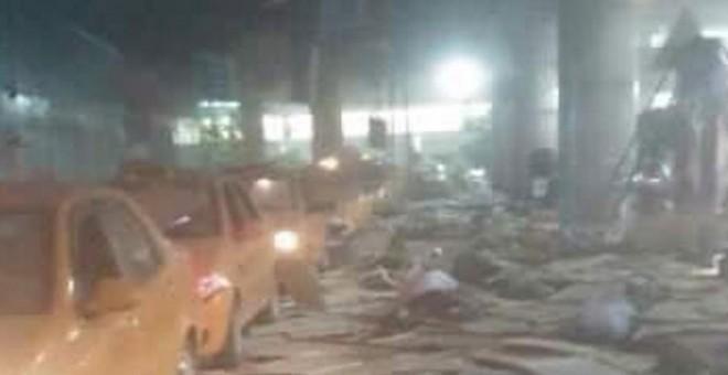 Estambul aeropuerto atentado