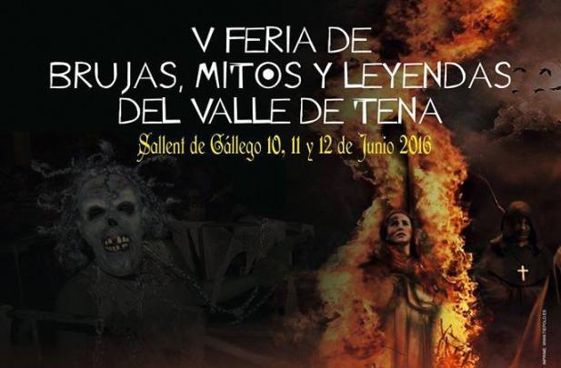 Feria de bruixas, mitos y leyendas d'a Val de Tena