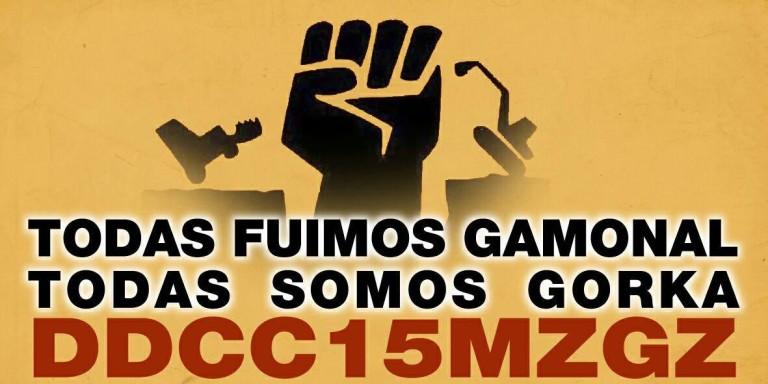 3.000€ por comunicar la concentración en apoyo a Gamonal