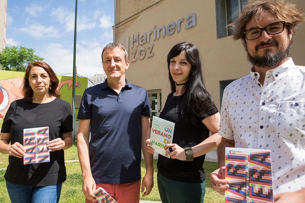Harinera ZGZ ofrece un un atractivo programa de actividades para los tres meses de verano