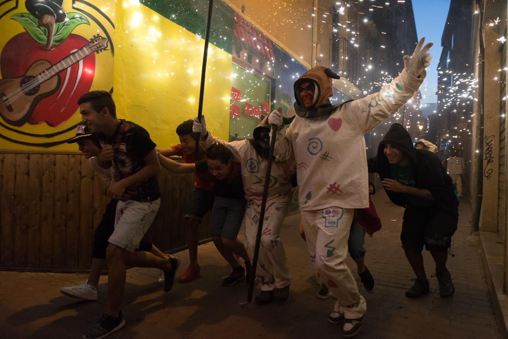 La Madalena en pie de fiesta: ¡Nos une el barrio!
