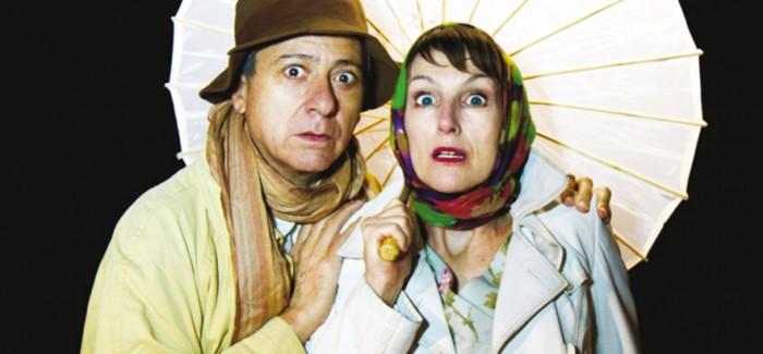 Teatro por las y los refugiados en Torrero