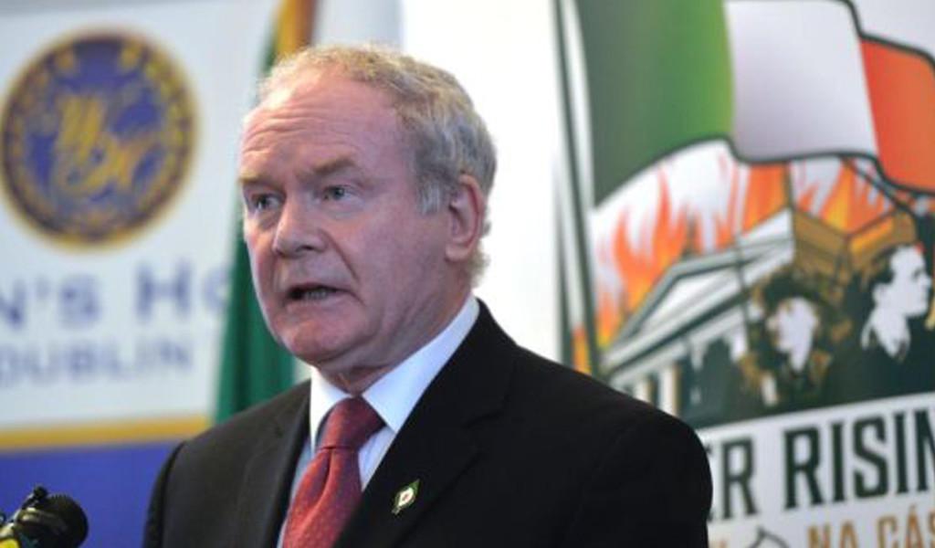 Sinn Féin demanda un referéndum sobre la unidad de Irlanda