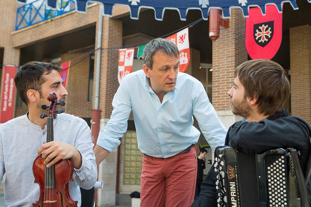 Doce compañías aragonesas participan este fin de semana en el Mercado Medieval de Zaragoza