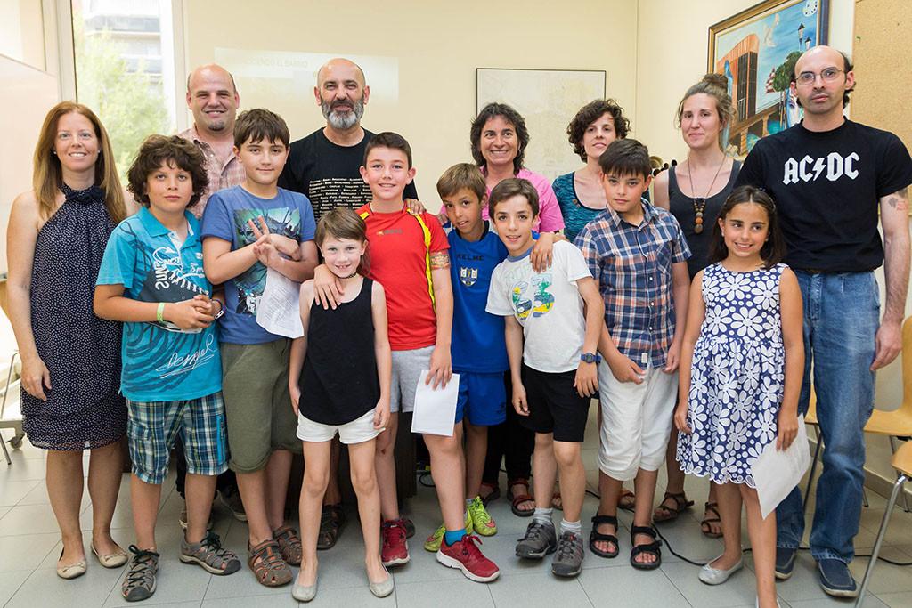 Torrero celebra su primer Pleno infantil