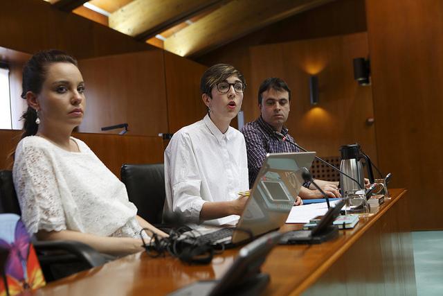 Podemos también pedirá a Guillén explicaciones sobre el cambio de criterio en los pliegos del servicio del 112