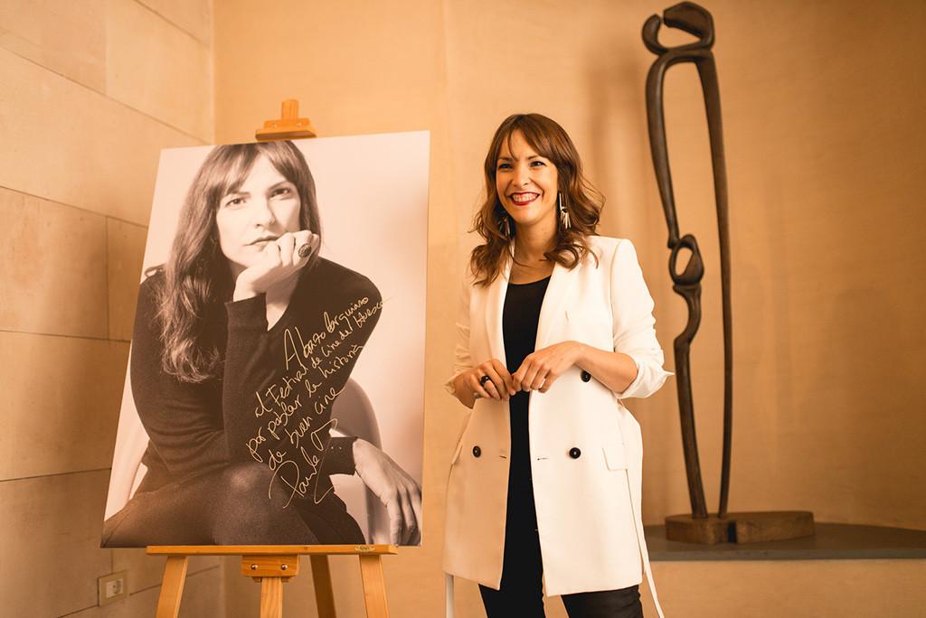 La directora de cine Paula Ortiz recibirá la máxima distinción de las Cortes de Aragón