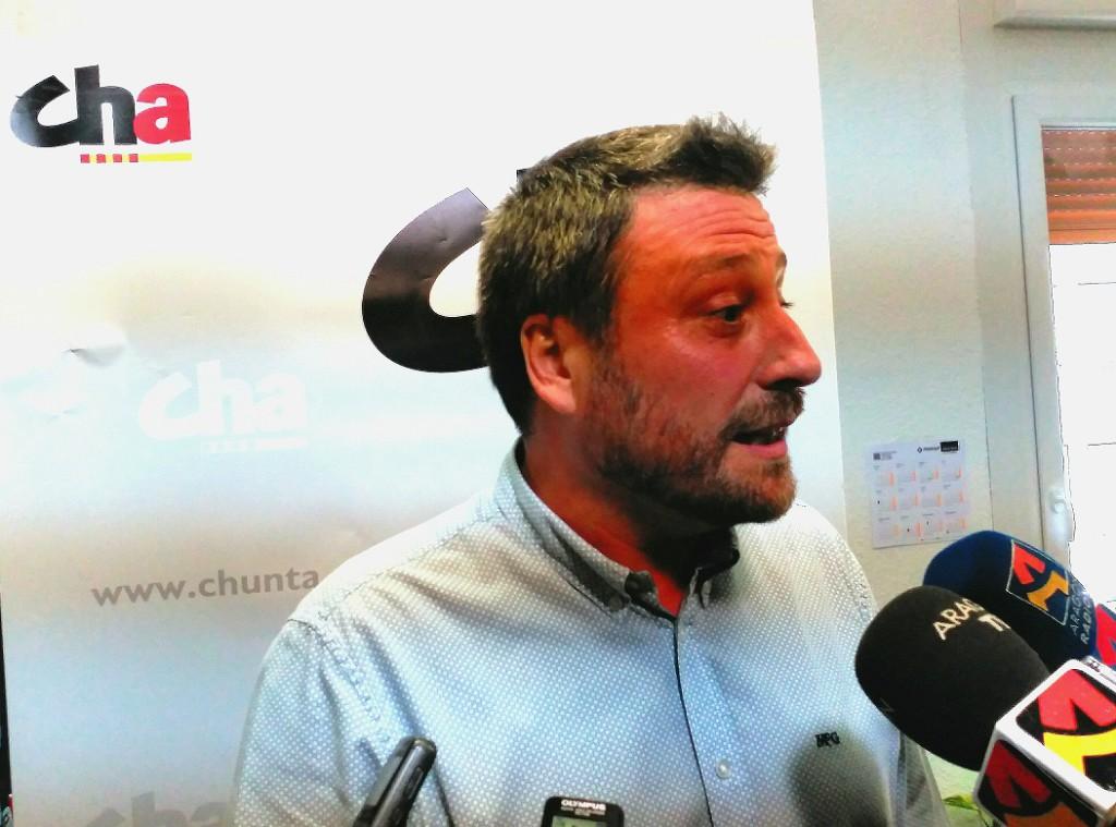 José Luis Soro emplaza a Fomento a una reunión urgente sobre el desdoblamiento de la N-232