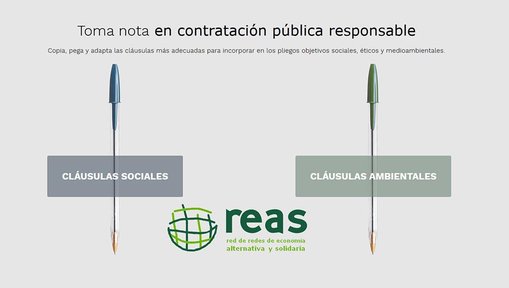 La Contratación Pública Responsable estrena nueva web y se abre a la participación de las personas usuarias