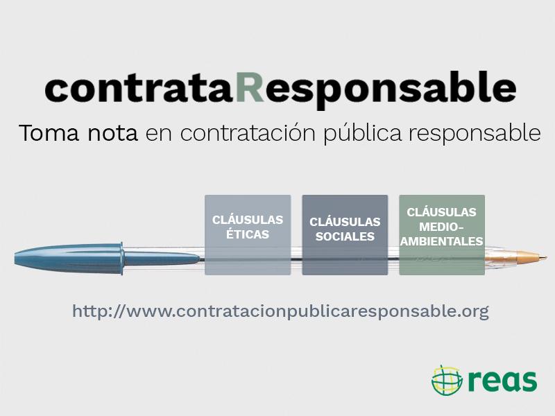 """REAS enmienda la Ley de Contratos del Sector Público al considerarla """"insuficiente"""""""