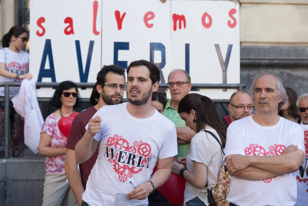 La situación creada por el Ayuntamiento de Zaragoza conduce irremediablemente al derribo de Averly