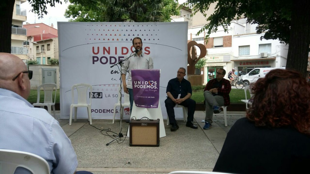 """Jorge Luis: """"Debemos reconstruir el Estado del bienestar, que nunca debería haberse destruido"""""""