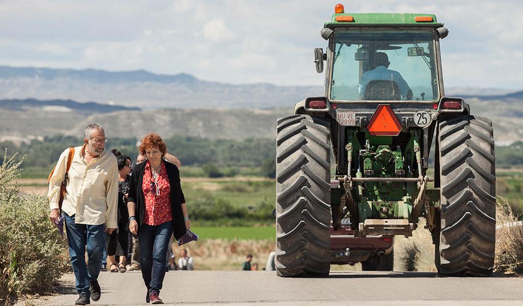 """Pedro Arrojo: """"Si dejamos morir al medio rural morirán nuestras raíces y, en consecuencia, Aragón"""""""