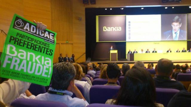 Deloitte acusa de «inexperiencia» al organismo que le multó por el caso Bankia