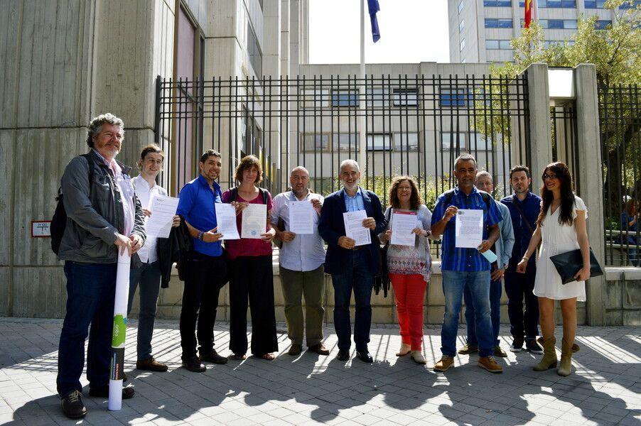 Aragón se suma a varias organizaciones de la cuenca del Ebro en su rechazo común a la reapertura de la central de Garoña