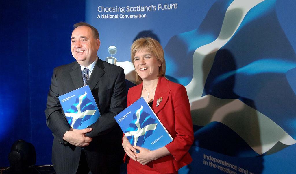 Escocia prepara un segundo referéndum sobre su independencia