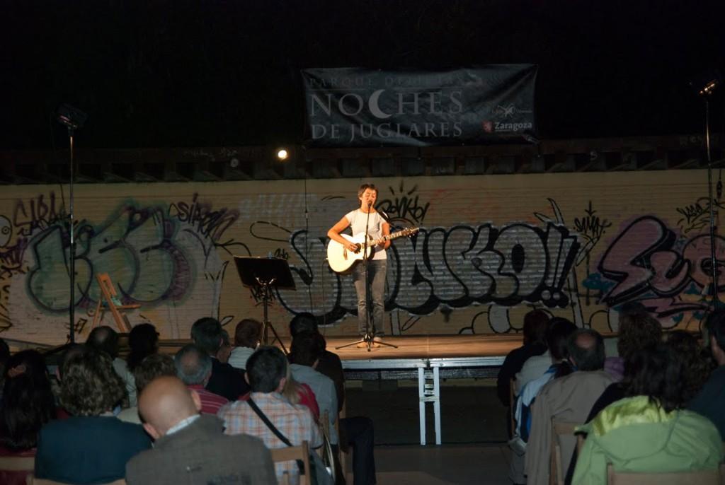 Noches de Juglares celebra su vigésima edición en el Parque Delicias