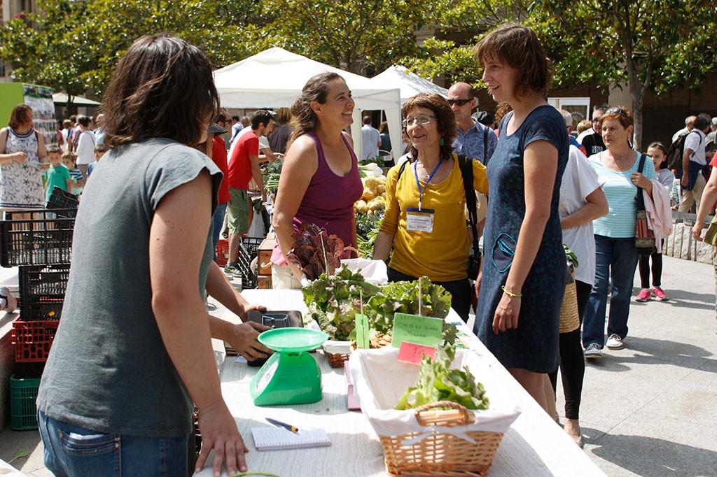 Greenpeace pone en valor el fomento del consumo agroecológico en Zaragoza