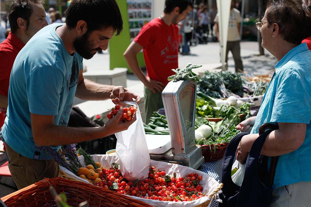 Zaragoza se incorpora a la Red de Ciudades por la Agroecología