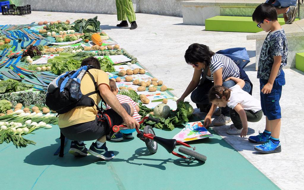 II Fiesta de la Huerta Zaragozana. Foto: Huerta Zaragozana