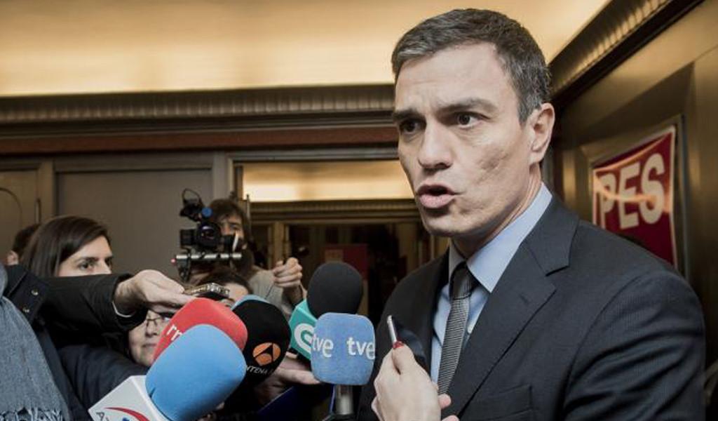 """Pedro Sánchez: """"Esto es lo que ocurre cuando se consulta a la ciudadanía"""""""