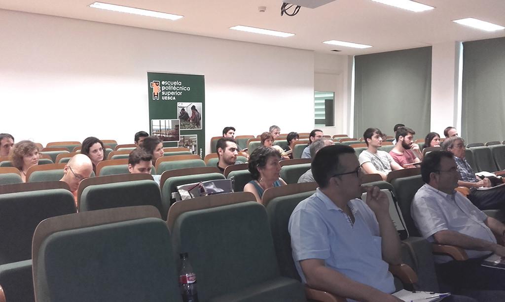 El Campus de Uesca analiza las posibilidades de generación y utilización de energías renovables en explotaciones agrarias