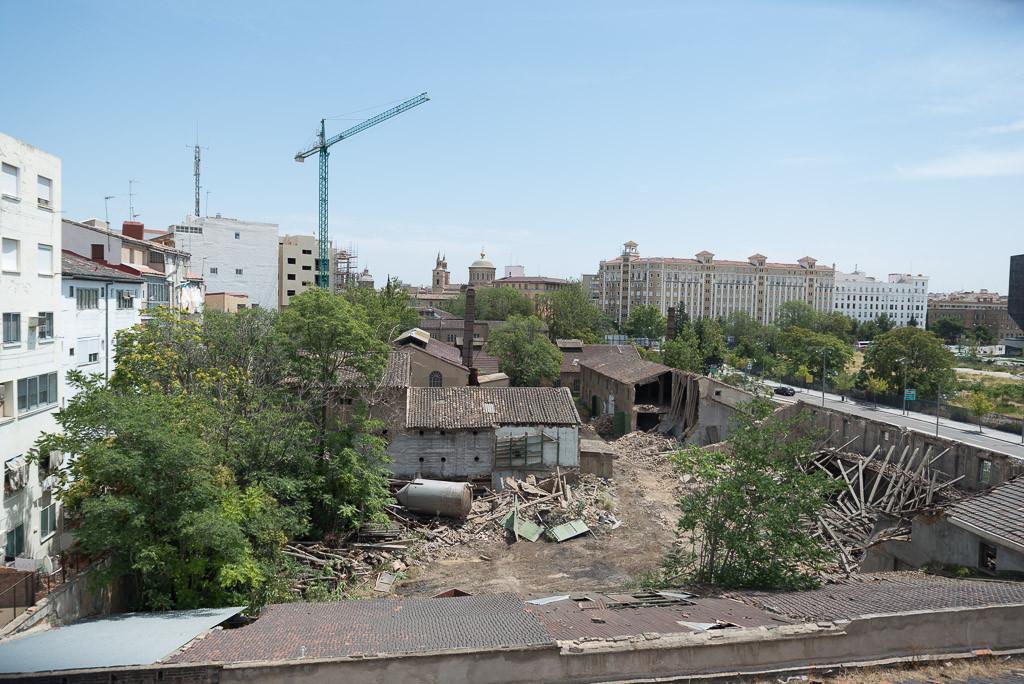 Partido Popular y Ciudadanos relanzan la cultura del ladrillo en Zaragoza