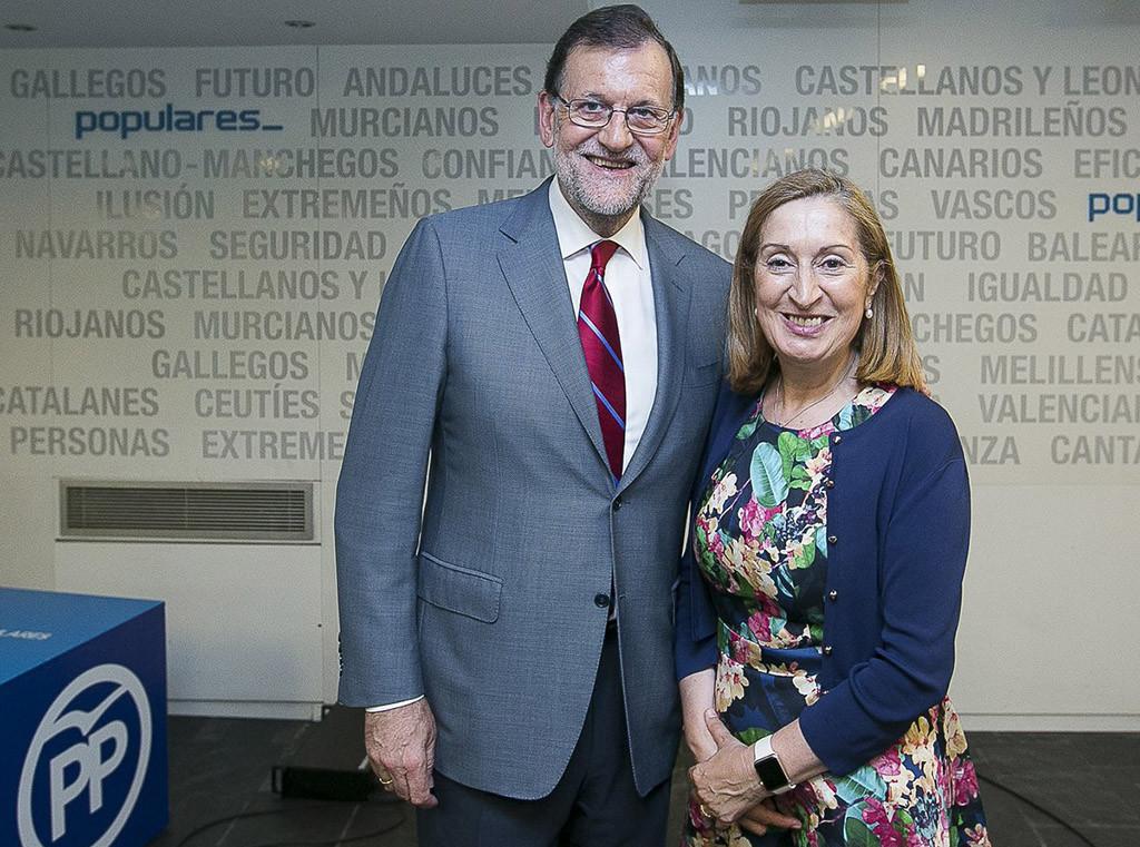 Ana Pastor, nueva presidenta del Congreso con los votos del Partido Popular y Ciudadanos