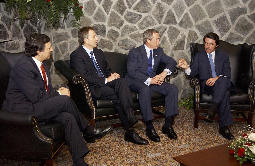 La Corte Penal Internacional estudia encausar a Blair, Bush y Aznar por crímenes de guerra