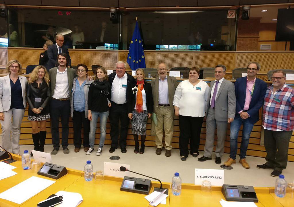 Albiol celebra que el PE exija al Gobierno español explicaciones sobre el proyecto Castor