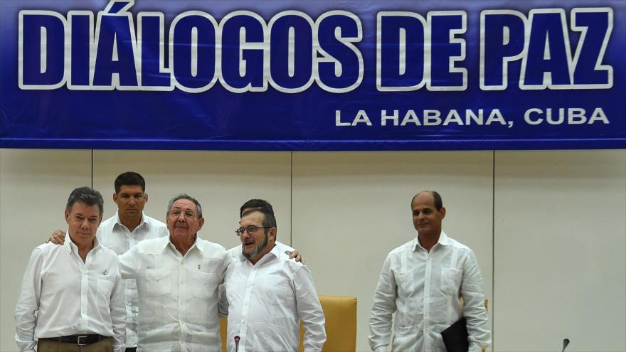 El gobierno colombiano y las FARC-EP continúan apostando por la paz