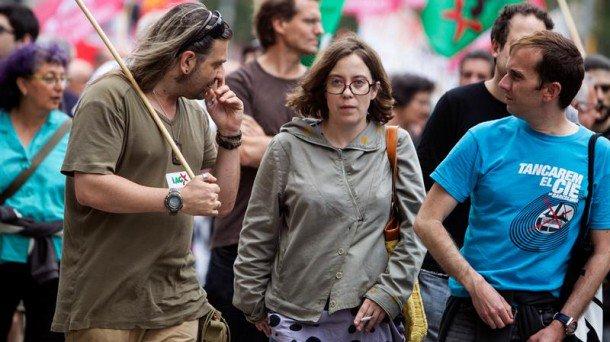 Eulàlia Reguant i Antonio Baños citats a declarar per delictes de desobediència