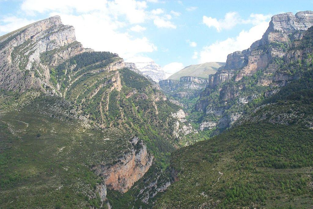 Fallece una joven de 15 años en un accidente en el cañón de Añisclo