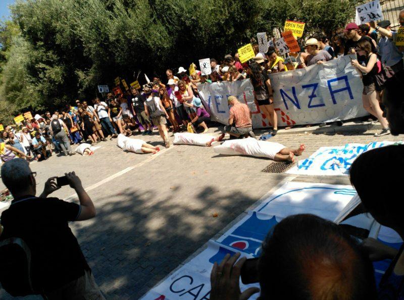 """La Caravana """"Abriendo Fronteras"""" arranca su marcha hacia la Frontera Sur"""