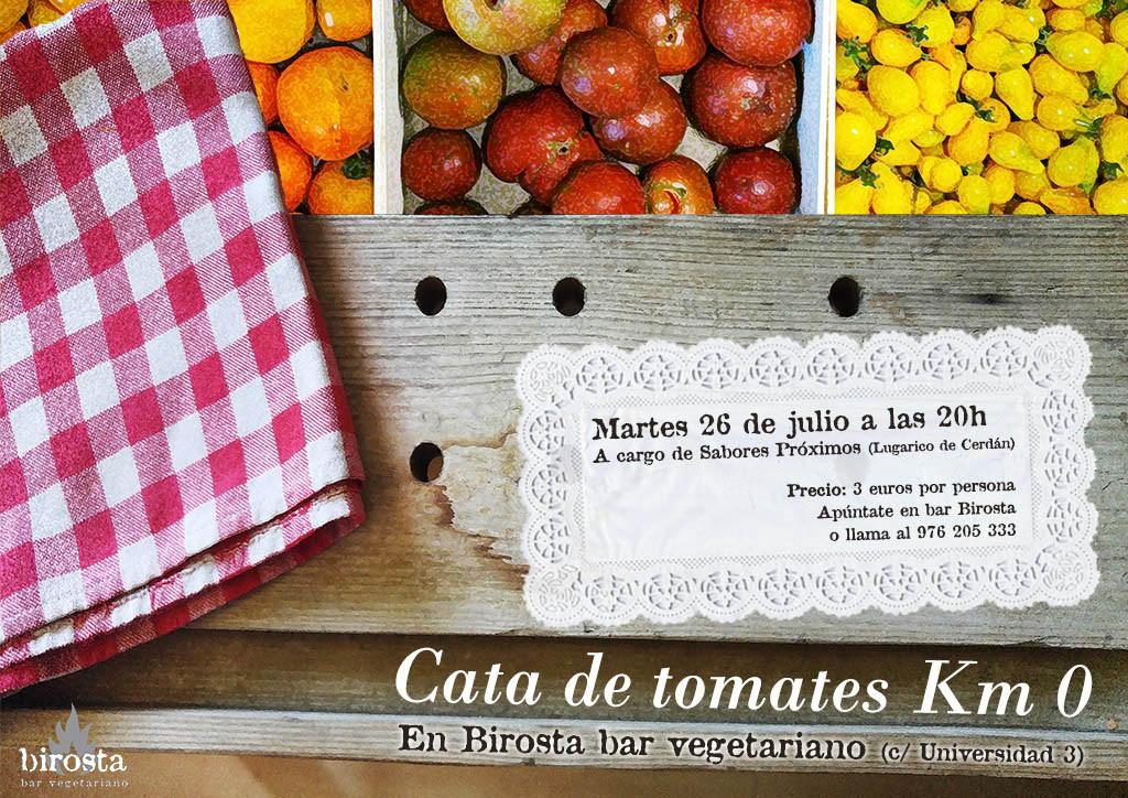 Cata tomates KM0 birosta sabores A4 2