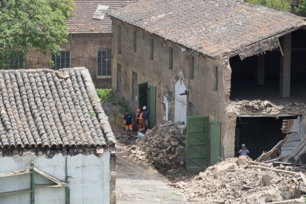 """Apudepa rechaza el plan para Averly y afirma que el Ayuntamiento sale """"en rescate de la propiedad que derribó la factoría"""""""