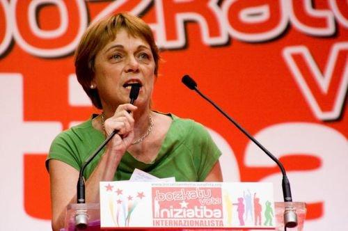 Fallece a los 64 años, Doris Benegas, abogada y activista, referente de la izquierda castellana e internacionalista