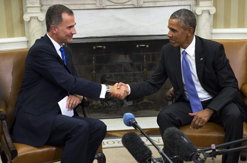 Barack Obama, visita exprés con trasfondo más bélico que político