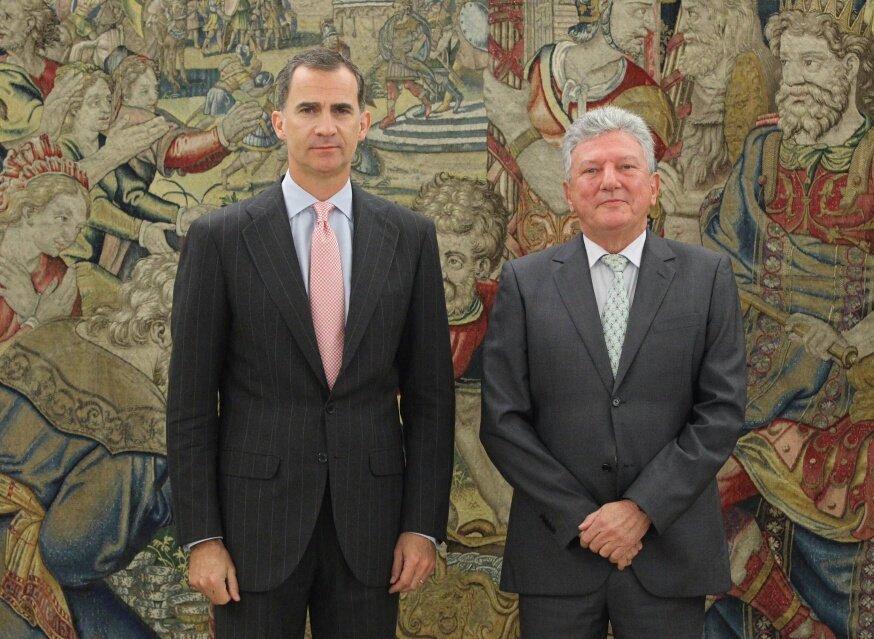 Felipe de Borbón abre la cuarta ronda de consultas ante la incertidumbre de unas nuevas elecciones