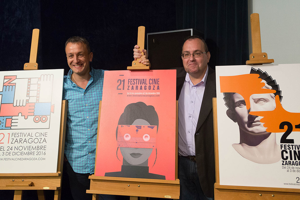El Festival de Cine de Zaragoza ya tiene su cartel oficial 2016