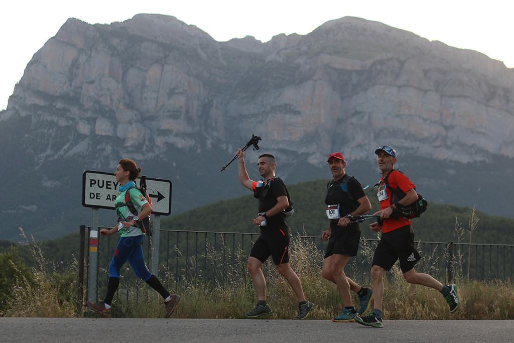 Este sábado se celebra la 10ª edición del Gran Trail Sobrarbe con más de mil inscripciones