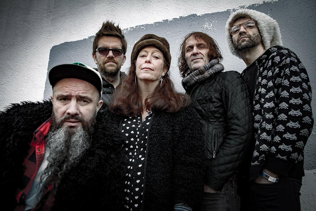Kultur Shock celebra en Zaragoza sus veinte años de trayectoria, política y musical