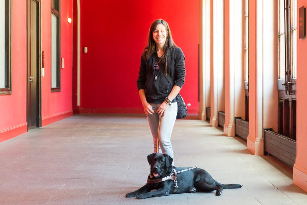 """Laura Moya: """"La teoría crip es la parte más subversiva de la diversidad funcional"""""""